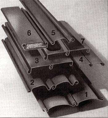 Slat Designs  - Steelcraft Folding Gate Corp.
